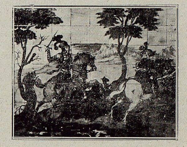 029_TRA-1921-173-Zócalo en el Ayuntamiento de Toledo, escenas de la guerra de Flandes-01