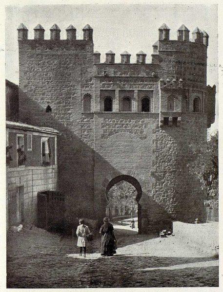 029_TRA-1928-251-Puerta del Sol, interior-Foto Clavería