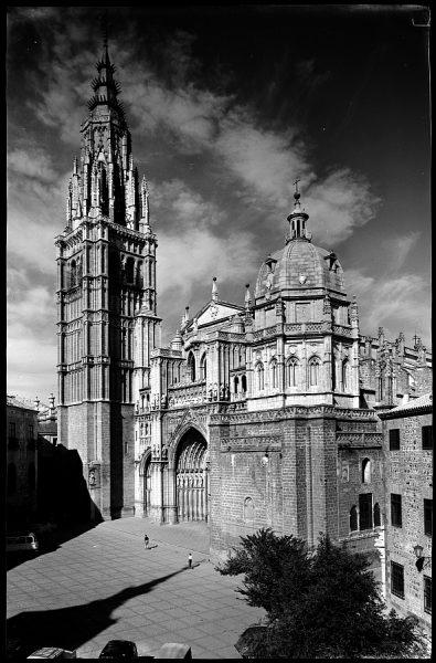 03 - 1958-06-00 - 006_4 - Toledo - La Catedral
