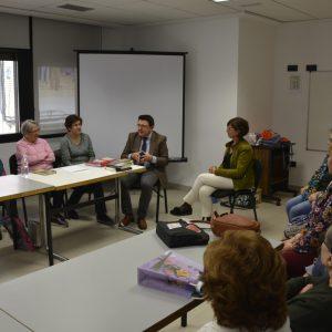 l Gobierno local destaca en el Día de las Bibliotecas los clubes de lectura como herramienta cultural y de convivencia