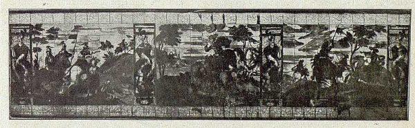 030_TRA-1921-173-Zócalo en el Ayuntamiento de Toledo, escenas de la guerra de Flandes-02