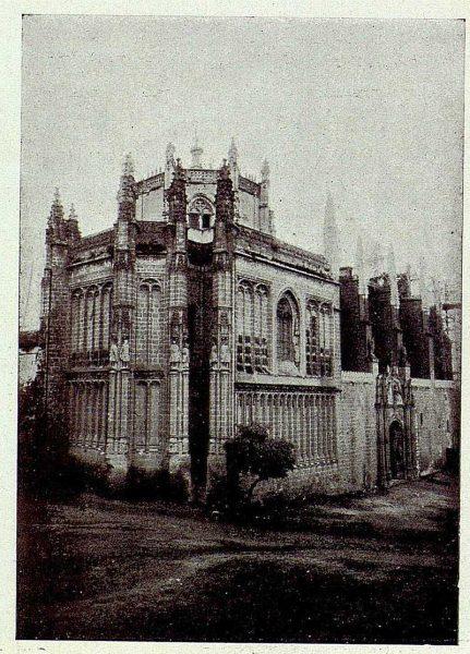 030_TRA-1927-241-Monasterio de San Juan de los Reyes, exterior