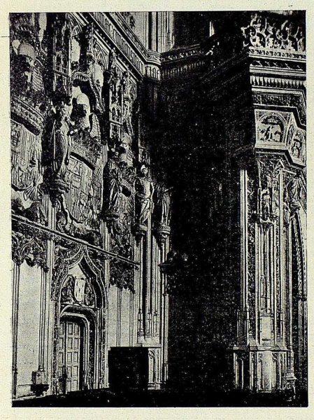 031_TRA-1927-241-Monasterio de San Juan de los Reyes, interior de la iglesia