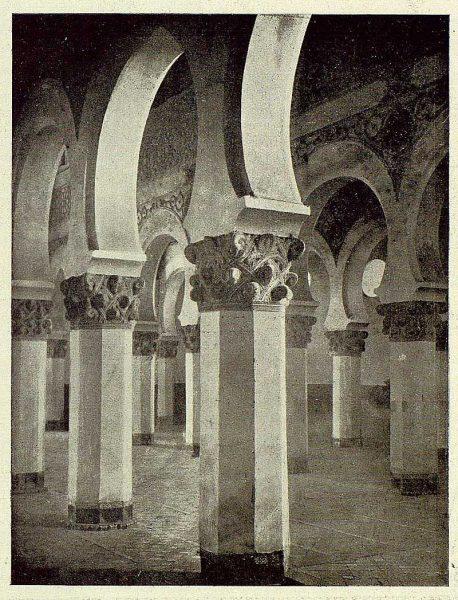 0322_TRA-1929-265-Sinagoga de Santa María la Blanca-Foto Clavería