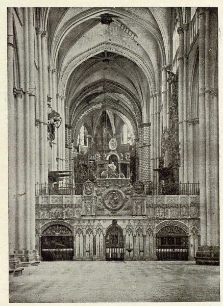 0328_TRA-1929-270-Catedral, Trascoro-Foto Clavería