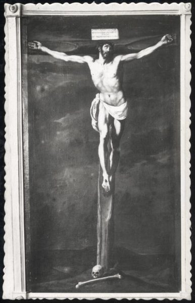 033 - Toledo - Museo del Greco. Cristo en la Cruz (Tristán)