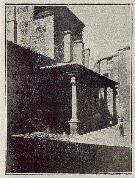 037_TRA-1921-175-Convento de Santo Domingo el Real-Foto Camarasa