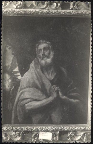 04 - 024 - Toledo - Casa del Greco. San Pedro (Greco)