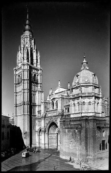 04 - 1961-04-00 - 006_5 - Toledo - La Catedral