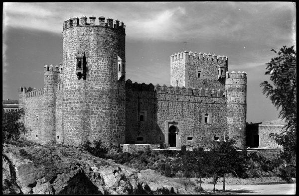 04 - 1961-04-00 - Toledo - Castillo de San Servando