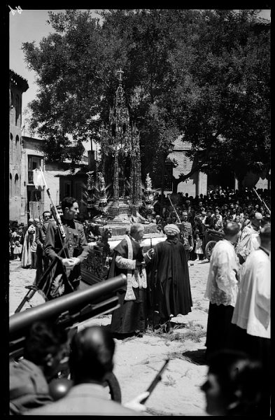 041 - Toledo - Procesión del Corpus [1958]