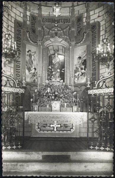 045 - Toledo - Altar de Nuestra Señora del Valle