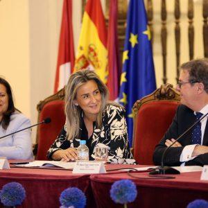 ilagros Tolón ensalza el patrimonio bibliográfico y documental de Toledo en el IV Congreso Internacional de Humanidades Digitales