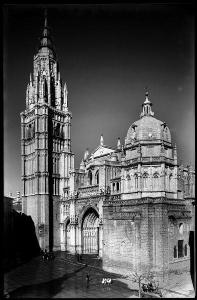 05 - 1961-04-00 - 006_6 - Toledo - La Catedral
