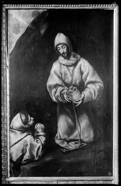 052 - Toledo - Museo del Greco. San Francisco de Asís (Greco)