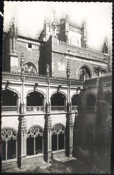 054 - Toledo - San Juan de los Reyes. Claustro