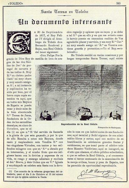 0547_TRA-1923-193-Real Cédula de Felipe IV-Foto Rodríguez