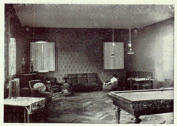 0579_TRA-1923-196-Casa Aguanel, de los marqueses de Linares, salón de recreo-Foto Rodríguez