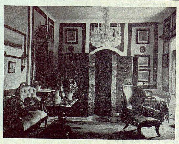 0596_TRA-1924-203-Palacio de Higares de los Duques de la Vega, gabinete íntimo-Foto Rodríguez