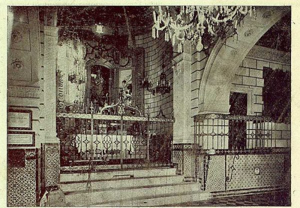059_TRA-1930-277-Ermita de la Virgen del Valle, interior