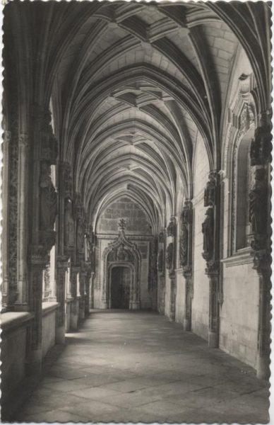 06 - 1958-06-00 - 004 - Toledo - San Juan de los Reyes. Claustro