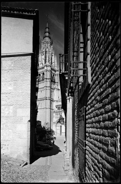 06 - 1961-04-00 - Toledo - Torre de la Catedral