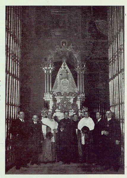 0604_TRA-1924-205-Catedral, la Virgen en su Capilla-Foto Rodríguez