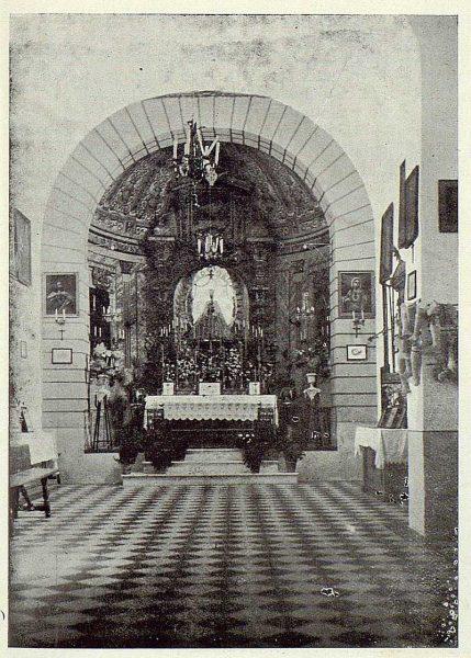 060_TRA-1923-199-Ermita de Nuestra Señora de la Bastida, interior