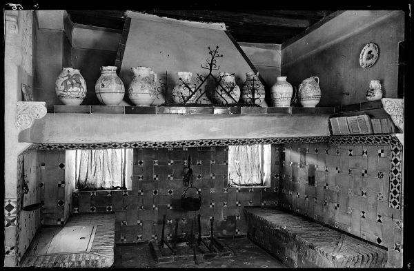 066 - Toledo - Cocina de la Casa del Greco