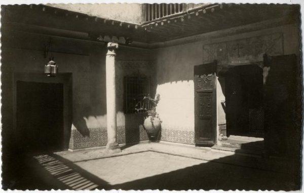 07 - 104 - Toledo - Patio de la Casa del Greco