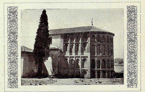 070_TRA-1926-236-Ermita del Cristo de la Vega, ábside