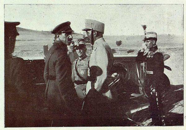 0721_TRA-1927-243-El rey con el rey de Italia-Foto Rodríguez
