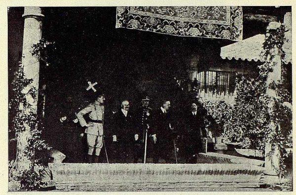 0727_TRA-1927-243-Visita del presidente Poincare, el rey y el presidente-Foto Rodríguez
