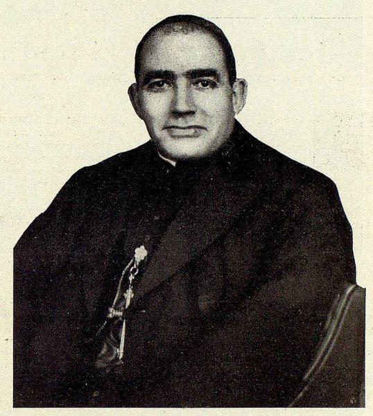 0753_TRA-1928-251-Nuevo Primado, cardenal Pedro Segura Sáenz-Foto Rodríguez