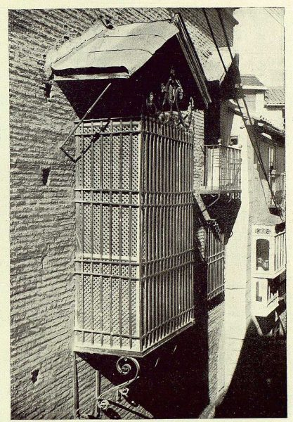 079_TRA-1929-263-Iglesia de la Magdalena, detalle-Foto Comendador