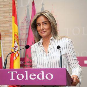 ilagros Tolón avanza una inversión de 255.000 euros para la mejora del alumbrado público, de la eficiencia energética y la seguridad de los peatones