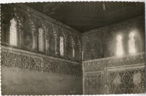 081 - Toledo - Sinagoga del Tránsito