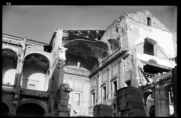 083 - Toledo - Ruinas del Alcázar