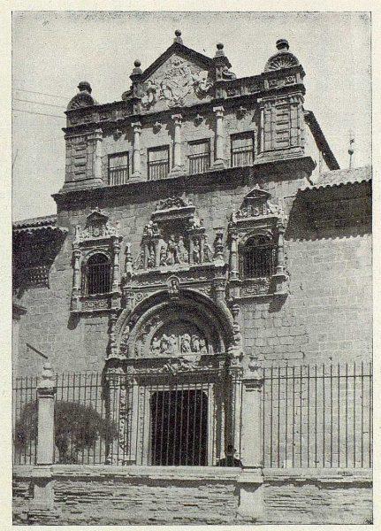 0899_TRA-1929-272-Hospital de Santa Cruz, portada-01-Foto Rodríguez