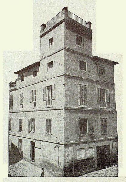 089_TRA-1921-174-La Casona del Conde de Cedillo en Toledo, conjunto