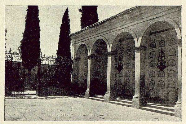 0909_TRA-1929-274-Ermita del Cristo de la Vega, galería lateral-Foto Rodríguez