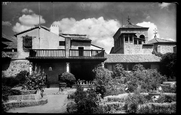 093 - Toledo - Casa del Greco