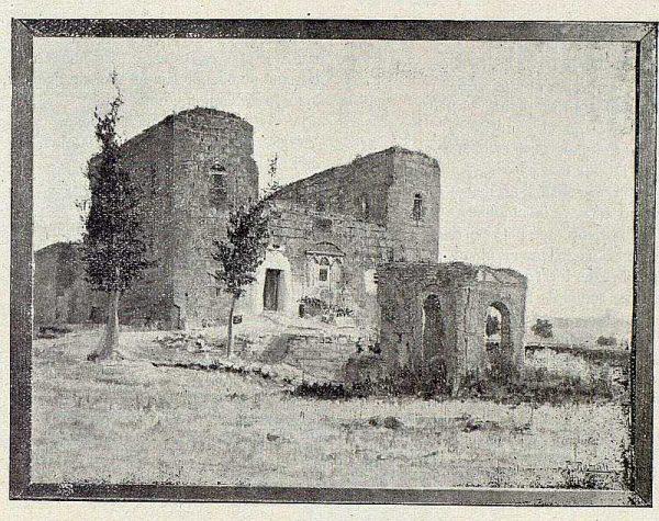 0937_TRA-1921-175-Cuadro El Castillo de Galiana de Pedro Román