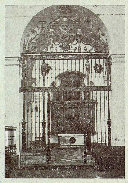 0939_TRA-1921-177-Capilla de la Encarnación, reja-Foto Román