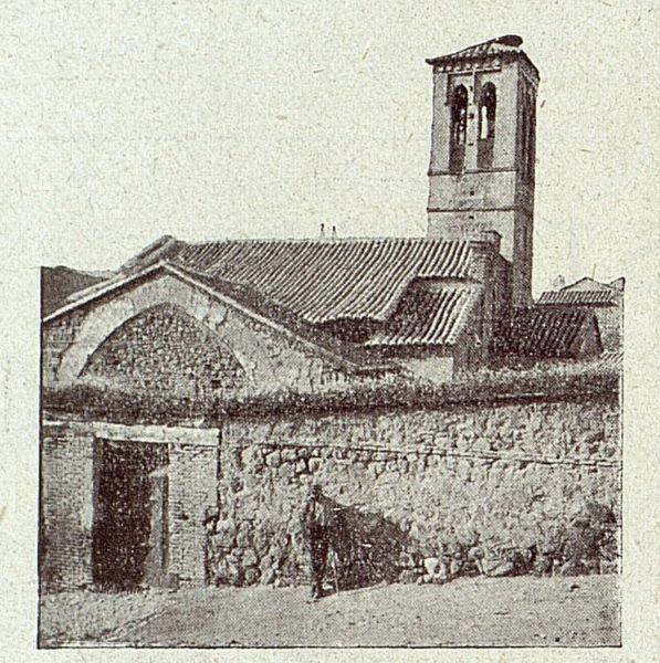 098_TRA-1918-098-Iglesia de San Sebastián, conjunto