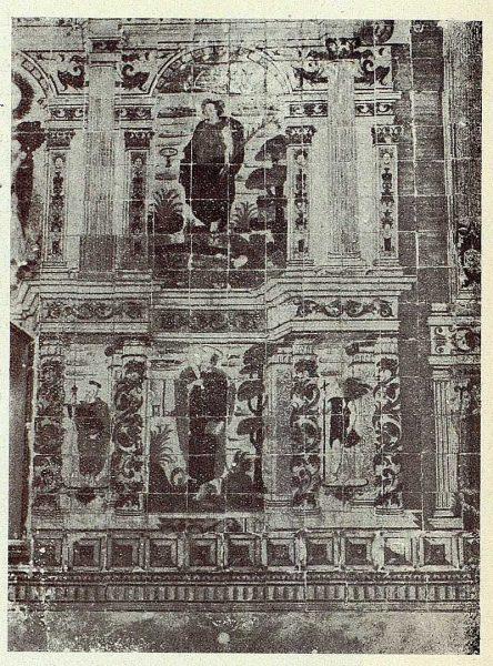 0990_TRA-1927-247-Ermita de la Virgen del Prado, sacristía, detalle-02- Foto Ruiz de Luna