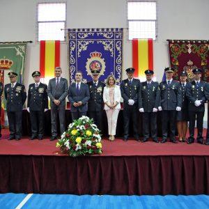 ilagros Tolón participa en el acto institucional de conmemoración de los Santos Ángeles Custodios, patrón de la Policía Nacional