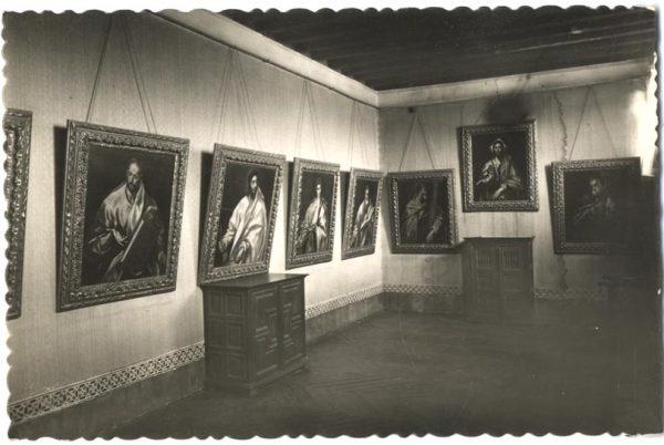10 - 088 - Toledo - Museo del Greco. Sala de los Apóstoles