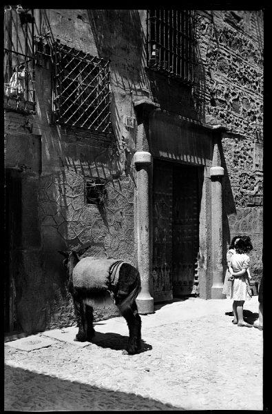 10 - 1958-06-00 - 050 - Toledo - Rincón típico [Casa de las Cadenas]
