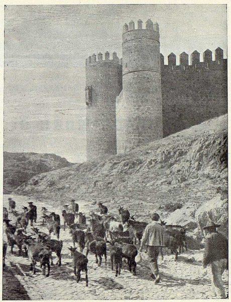 101_TRA-1923-192-Castillo de San Servando-Foto Rodríguez